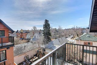 Photo 41: 202 1818 14A Street SW in Calgary: Bankview Row/Townhouse for sale : MLS®# A1100804