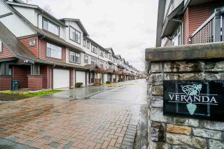 "Photo 30: 174 16177 83 Avenue in Surrey: Fleetwood Tynehead Townhouse for sale in ""VERANDA"" : MLS®# R2548298"