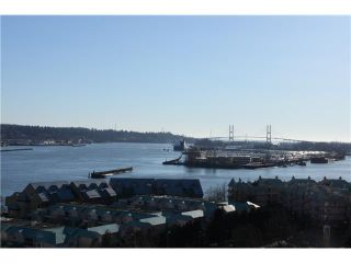 Photo 1: # 1502 898 CARNARVON ST in New Westminster: Downtown NW Condo for sale : MLS®# V868081