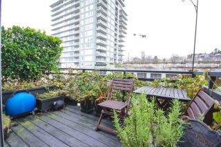 """Photo 20: 510 549 COLUMBIA Street in New Westminster: Downtown NW Condo for sale in """"C2C LOFTS & FLATS"""" : MLS®# R2031496"""