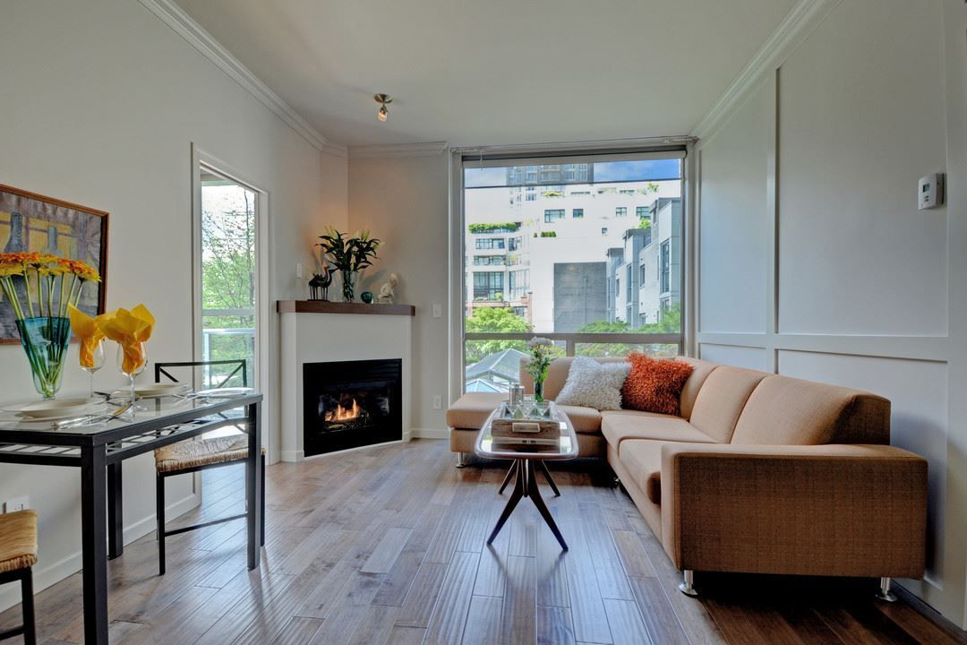 Main Photo: 201 928 RICHARDS STREET in Vancouver: Yaletown Condo for sale (Vancouver West)  : MLS®# R2281574