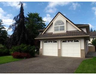 Photo 1: 1416 HOCKADAY ST in Coquitlam: House for sale : MLS®# V845885