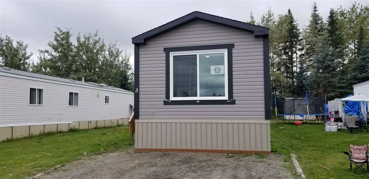 """Main Photo: 3 8622 HART Highway in Prince George: Hart Highway Manufactured Home for sale in """"Wildwood Trailer Park"""" (PG City North (Zone 73))  : MLS®# R2404906"""