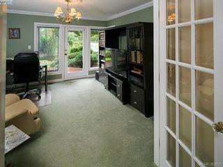 Photo 14: 122 2345 Cedar Hill Cross Rd in VICTORIA: OB Henderson Row/Townhouse for sale (Oak Bay)  : MLS®# 771080