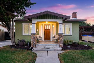 Photo 1: NORMAL HEIGHTS Property for sale: 4950-52 Hawley Blvd in San Diego