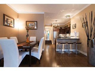 """Photo 5: 585 W 7TH Avenue in Vancouver: Fairview VW Townhouse for sale in """"AFFINITI"""" (Vancouver West)  : MLS®# V1007617"""
