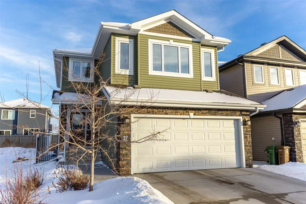 Main Photo: 27 Riviere Terrace: St. Albert House for sale : MLS®# E4229596