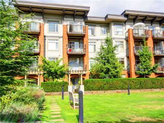 """Photo 3: # 412 2280 WESBROOK MA in Vancouver: University VW Condo for sale in """"Keats Hall"""" (Vancouver West)  : MLS®# V1022648"""