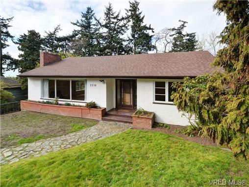 Main Photo: 3510 Richmond Rd in VICTORIA: SE Mt Tolmie House for sale (Saanich East)  : MLS®# 703026