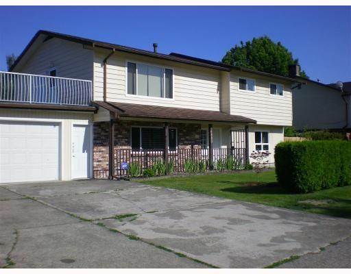 "Main Photo: 6880 RIVERDALE Drive in Richmond: Riverdale RI House for sale in ""RIVERDALE DR"" : MLS®# V775696"