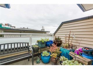 Photo 11: 212 3709 PENDER Street in Burnaby: Willingdon Heights Townhouse for sale (Burnaby North)  : MLS®# V1104019