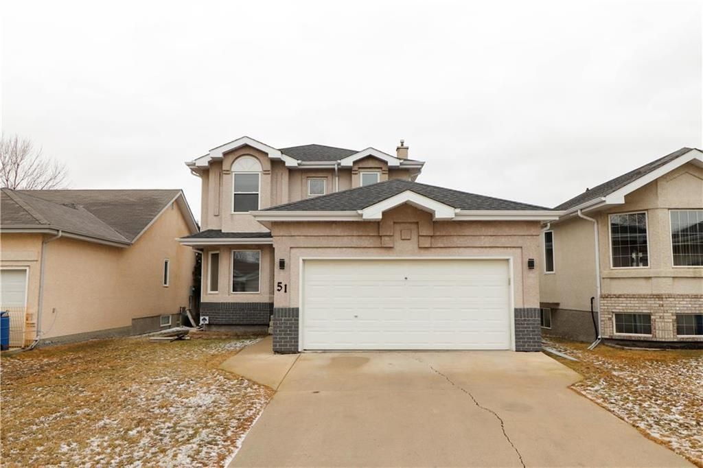 Main Photo: 51 Altomare Place in Winnipeg: Canterbury Park Residential for sale (3M)  : MLS®# 202106892
