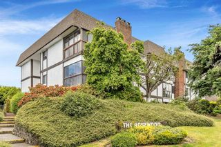 """Photo 3: 105 1379 MERKLIN Street: White Rock Condo for sale in """"THE ROSEWOOD"""" (South Surrey White Rock)  : MLS®# R2590545"""