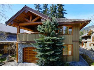"""Photo 1: 8109 MUIRFIELD Crescent in Whistler: Green Lake Estates House for sale in """"GREEN LAKE ESTATES, NICKLAUS NORTH"""" : MLS®# V1121748"""