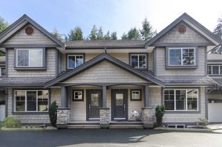 Photo 1: 8 12191 228 Street in Maple Ridge: East Central Townhouse for sale : MLS®# R2153007