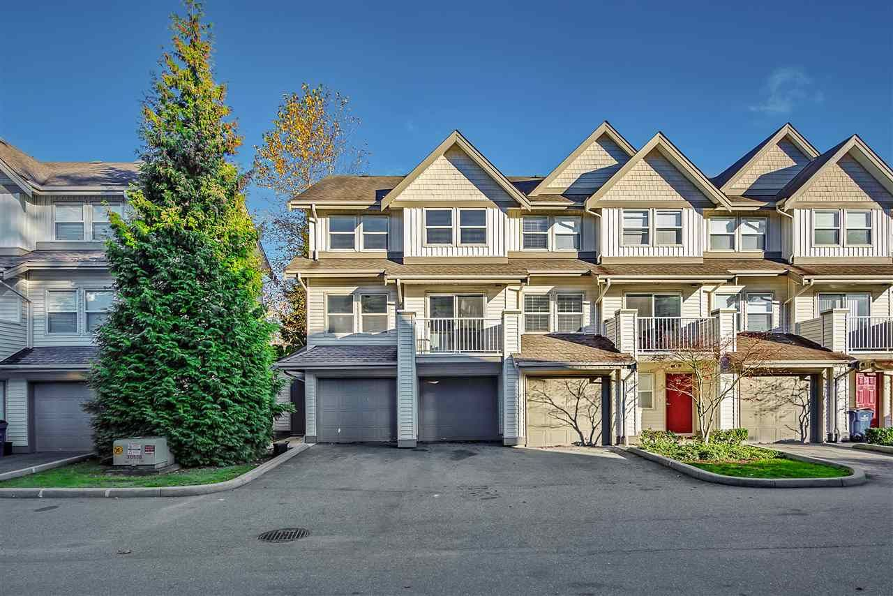 Main Photo: 34 1260 RIVERSIDE DRIVE in Port Coquitlam: Riverwood Townhouse for sale : MLS®# R2359721