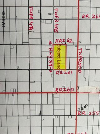Photo 6: 26168 Hwy 39: Rural Leduc County Rural Land/Vacant Lot for sale : MLS®# E4241858
