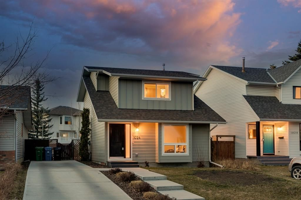 Main Photo: 1024 Woodview Crescent SW in Calgary: Woodlands Detached for sale : MLS®# A1091438