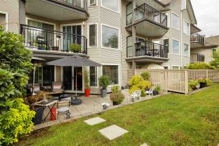 "Photo 1: 116 3770 MANOR Street in Burnaby: Central BN Condo for sale in ""CASCADE WEST"" (Burnaby North)  : MLS®# R2485998"