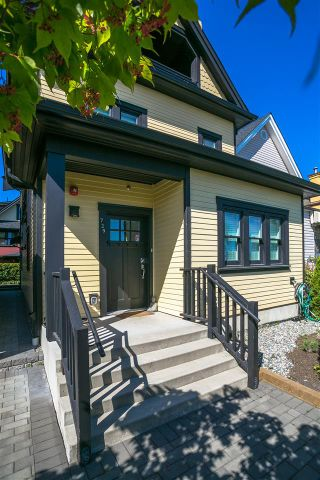 Photo 17: 729 UNION STREET in Vancouver: Mount Pleasant VE Townhouse for sale (Vancouver East)  : MLS®# R2265478