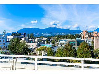 Photo 19: # 509 1635 W 3RD AV in Vancouver: False Creek Condo for sale (Vancouver West)  : MLS®# V1026731