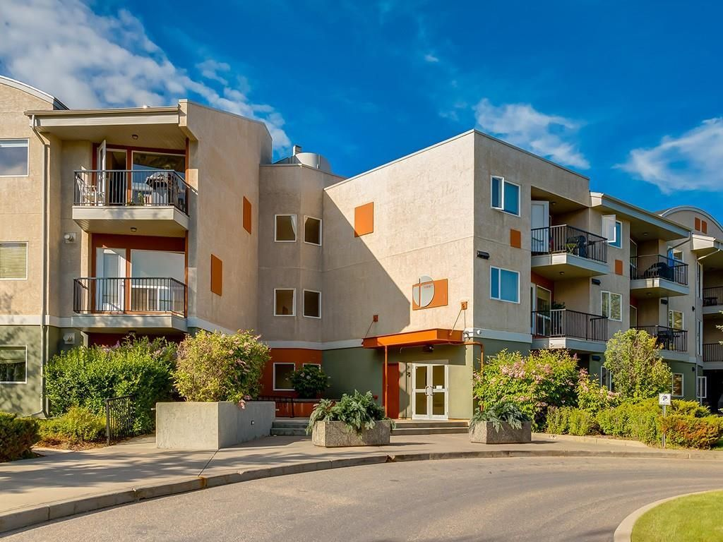 Main Photo: 204 69 SPRINGBOROUGH Court SW in Calgary: Springbank Hill Apartment for sale : MLS®# A1023183