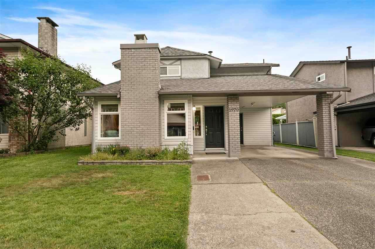 """Main Photo: 1970 BOW Drive in Coquitlam: River Springs House for sale in """"RIVER SPRINGS"""" : MLS®# R2589656"""