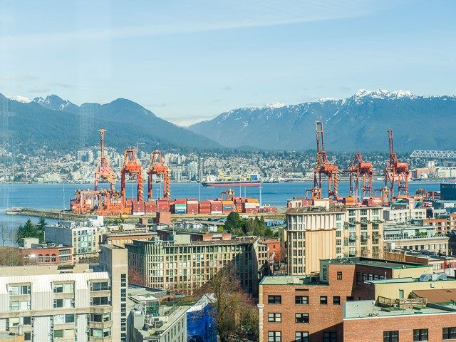 """Main Photo: 2005 63 KEEFER Place in Vancouver: Downtown VW Condo for sale in """"EUROPA"""" (Vancouver West)  : MLS®# R2039893"""