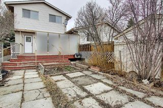 Photo 49: 329 Woodvale Crescent SW in Calgary: Woodlands Semi Detached for sale : MLS®# A1093334