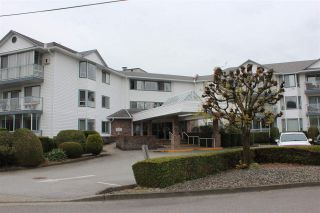 """Photo 1: 307 2425 CHURCH Street in Abbotsford: Abbotsford West Condo for sale in """"Parkview Place"""" : MLS®# R2571506"""