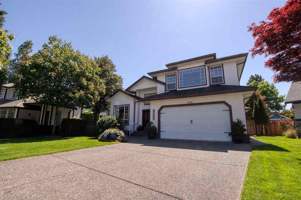 Main Photo: 16858 60A Avenue in Surrey: Cloverdale BC House for sale (Cloverdale)  : MLS®# R2455143