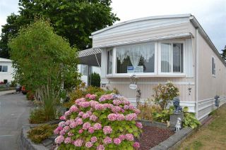 """Photo 1: 177 1840 160 Street in Surrey: King George Corridor Manufactured Home for sale in """"Breakaway Bays"""" (South Surrey White Rock)  : MLS®# R2316693"""
