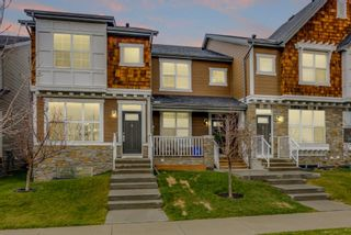 Main Photo: 44 Legacy Main Street SE in Calgary: Legacy Row/Townhouse for sale : MLS®# A1101450