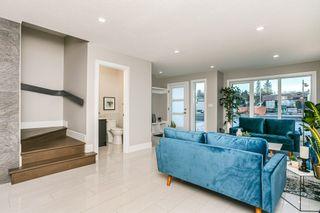 Photo 6: 9329 CONNORS Road in Edmonton: Zone 18 House Half Duplex for sale : MLS®# E4223706