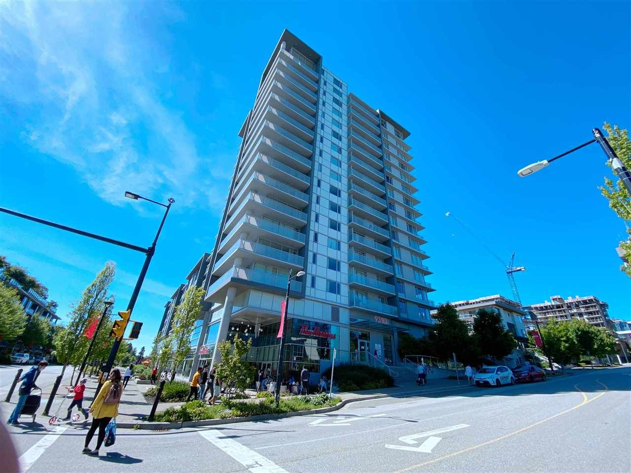 Main Photo: 1203 9393 TOWER Street in Burnaby: Simon Fraser Univer. Condo for sale (Burnaby North)  : MLS®# R2587315