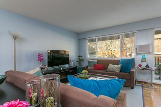 """Photo 8: 208 555 W 28TH Street in North Vancouver: Upper Lonsdale Townhouse for sale in """"CEDAR BROOKE VILLAGE"""" : MLS®# R2129718"""