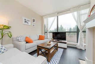 """Photo 5: 801 6837 STATION HILL Drive in Burnaby: South Slope Condo for sale in """"Claridges"""" (Burnaby South)  : MLS®# R2239068"""