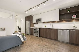 """Photo 3: 217 9250 UNIVERSITY HIGH Street in Burnaby: Simon Fraser Univer. Condo for sale in """"NEST"""" (Burnaby North)  : MLS®# R2366634"""