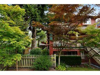 Photo 1: 185 W 14TH Avenue in Vancouver: Mount Pleasant VW Townhouse for sale (Vancouver West)  : MLS®# V1084412
