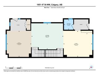 Photo 30: 1951 47 Street NW in Calgary: Montgomery Semi Detached for sale : MLS®# A1104342