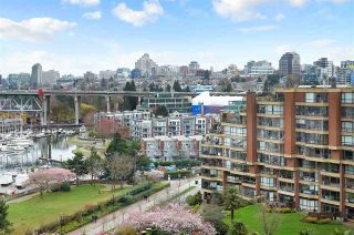 Photo 1: 904 1450 PENNYFARTHING Drive in Vancouver: False Creek Condo for sale (Vancouver West)  : MLS®# R2557710