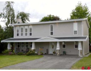 Photo 1: 5003 205TH Street in Langley: Langley City House for sale : MLS®# F2715429