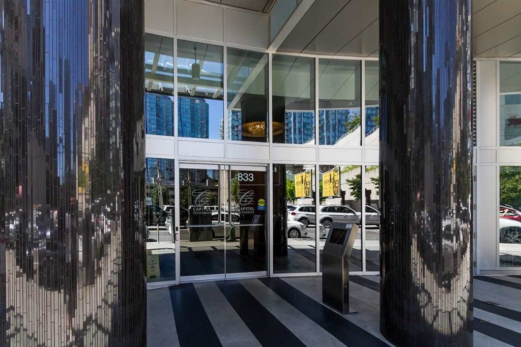 Main Photo: 1611 833 Seymour Streets in Vancouver: Downtown VW Condo for sale (Vancouver West)  : MLS®# R2006400