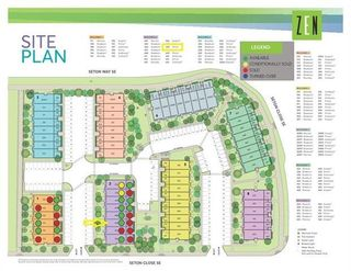 Photo 4: 405 338 Seton Circle SE in Calgary: Seton Row/Townhouse for sale : MLS®# C4301439