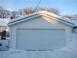 Photo 17: 122 Cobourg Avenue in Winnipeg: Residential for sale (3C)  : MLS®# 1700397