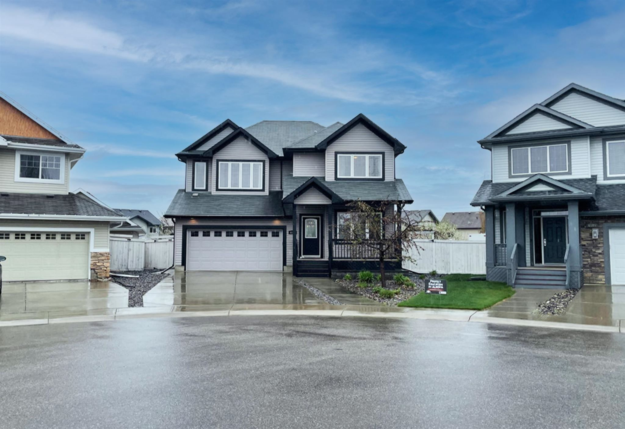 Main Photo: 6103 STINSON Way in Edmonton: Zone 14 House for sale : MLS®# E4245235