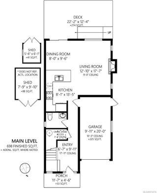 Photo 32: 3737 Cornus Crt in : La Happy Valley House for sale (Langford)  : MLS®# 874274