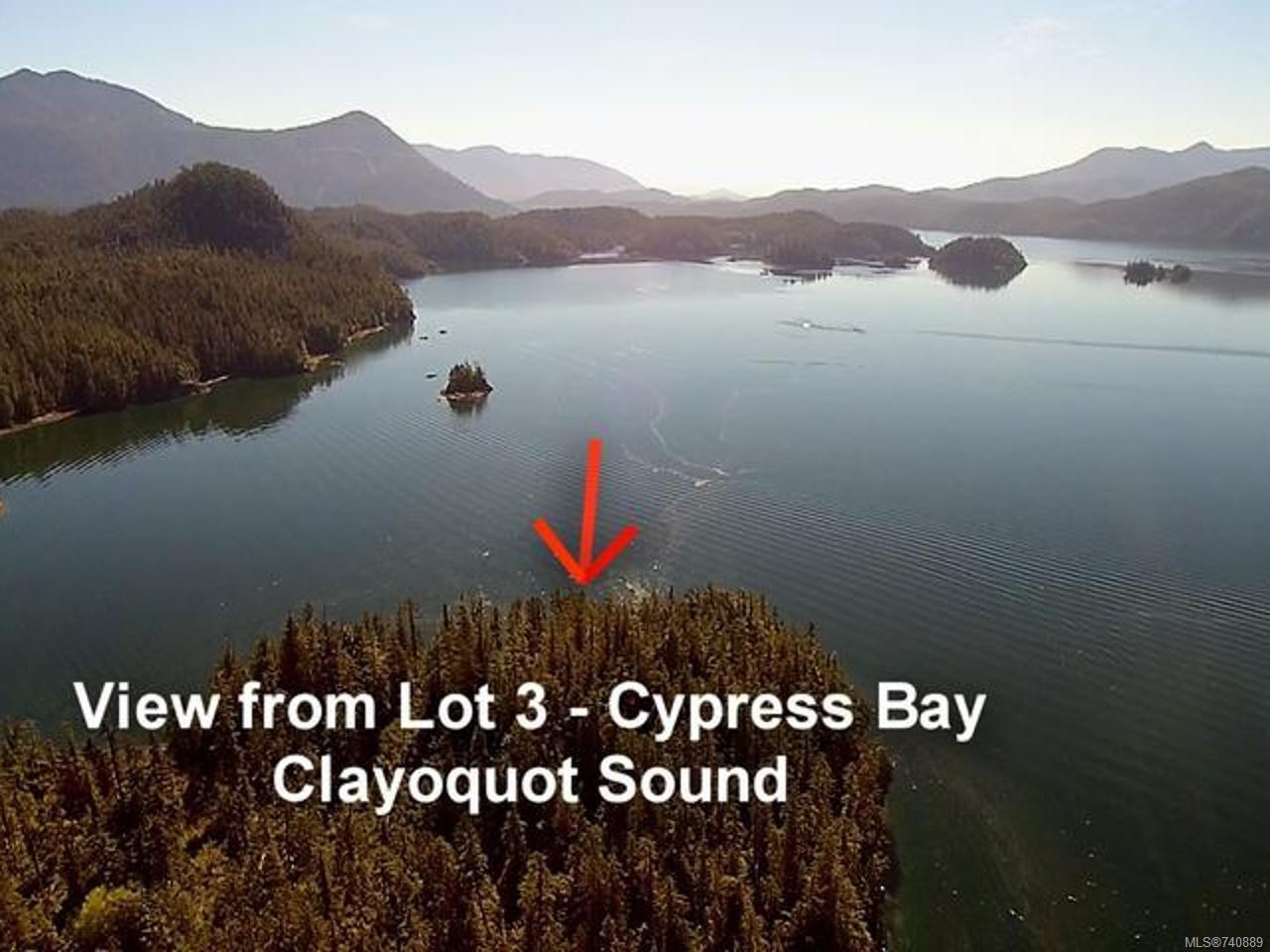 Photo 19: Photos: LT 3 Cypress Bay in TOFINO: PA Tofino House for sale (Port Alberni)  : MLS®# 740889