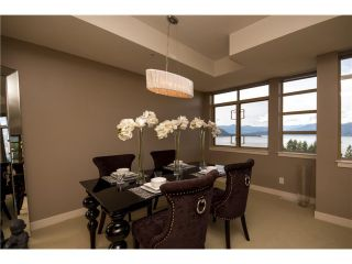 """Photo 4: 8543 SEASCAPE CT in West Vancouver: Howe Sound Townhouse for sale in """"SEASCAPES"""" : MLS®# V1011832"""
