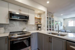Photo 6: 101 303 CUMBERLAND Street in New Westminster: Sapperton Townhouse for sale : MLS®# R2584594